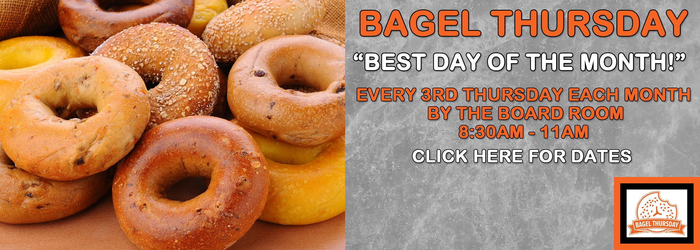 Bagel Thursday